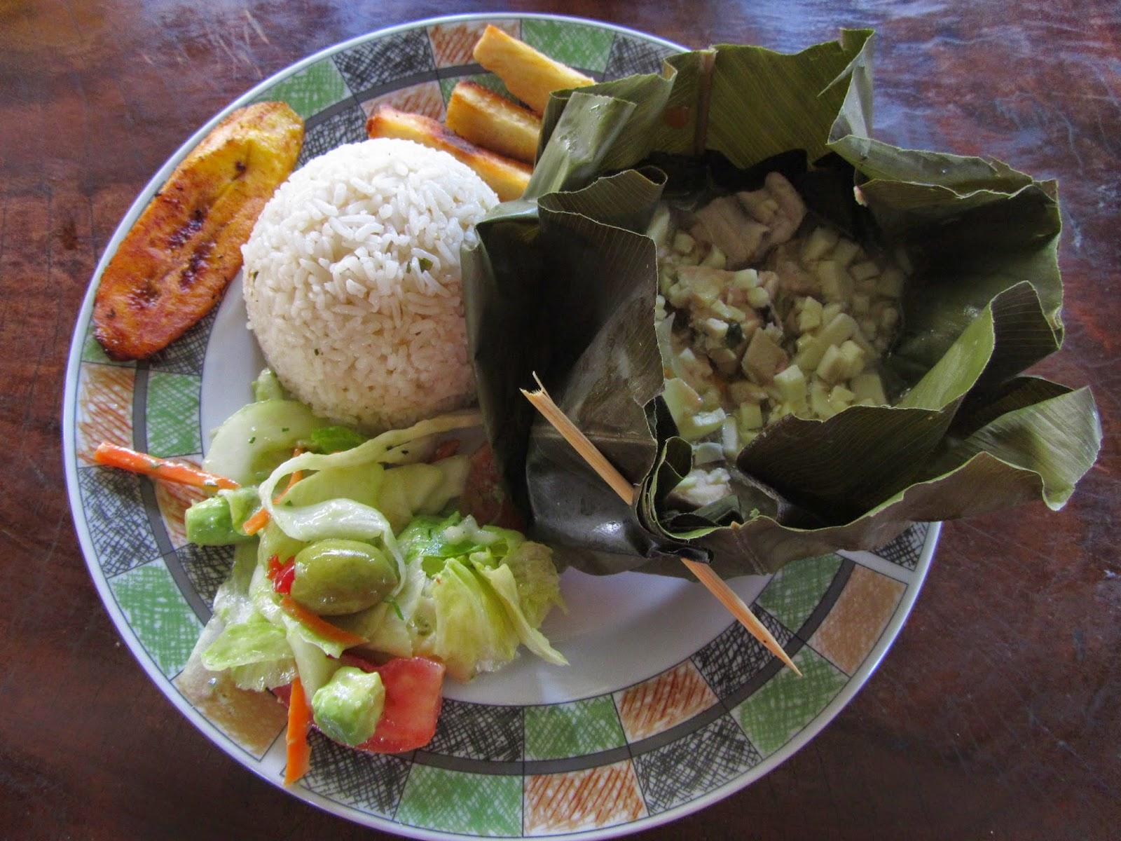 Gastronomía de Morona Santiago