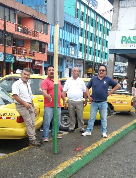 coop taxis puyo