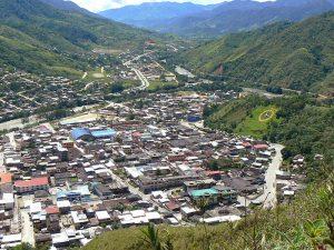 Ciudad de Zamora Chinchipe