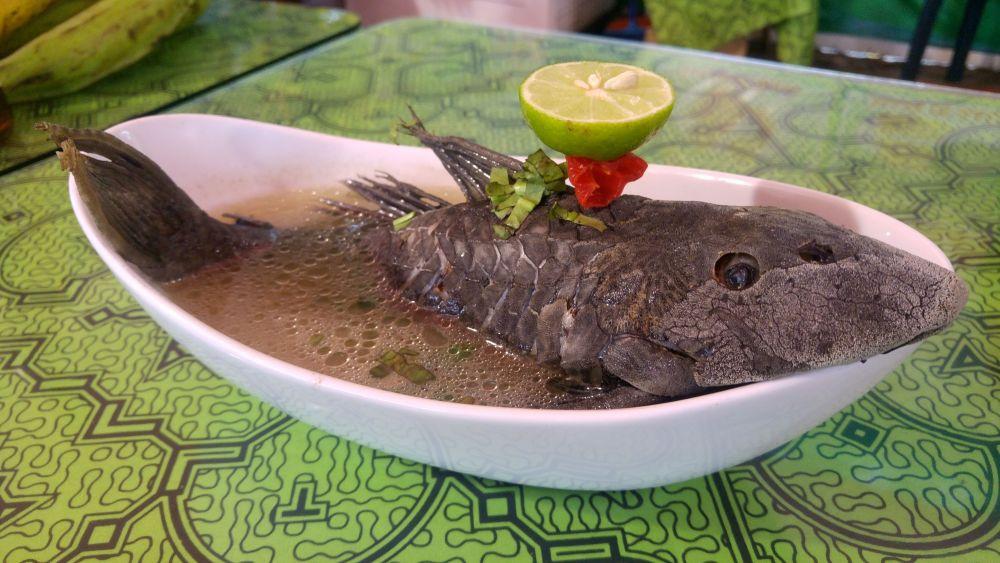 plato tipico amazónico