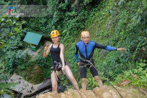 cascadael triunfo amazonia turistica