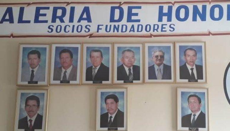 GALERIA DE HONOR