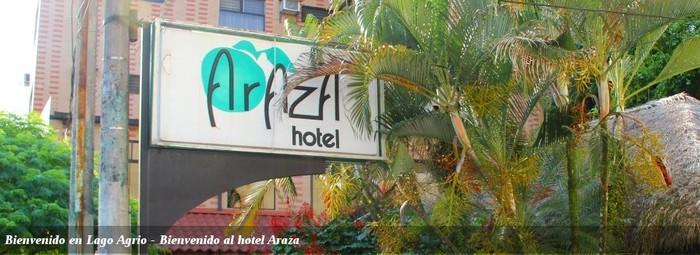 hotel arazá