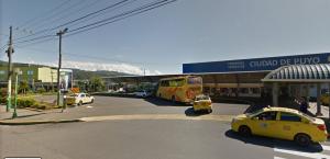 Terminal terrestre-Puyo